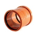 160mm Double Socket Slip Coupler