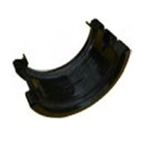 Black Union Brackets - Total Pipes UK